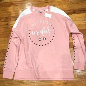 Tops - Cheer & dance worlds sweatshirt